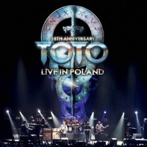 【中古】TOTO 35周年アニヴァーサリー・ツアー〜ライヴ・イン・ポーランド 2013/TOTO