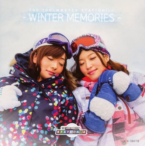 【中古】THE IDOLM@STER STATION!!+ WINTER MEMORIES/沼倉愛美/原由実