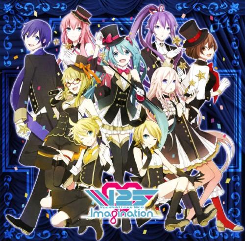 【中古】V love 25(Vocaloid Love Nico)〜Imagination〜/オムニバス