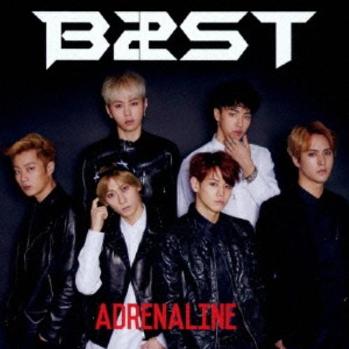 【中古】ADRENALINE(初回限定盤)(DVD付)/BEAST