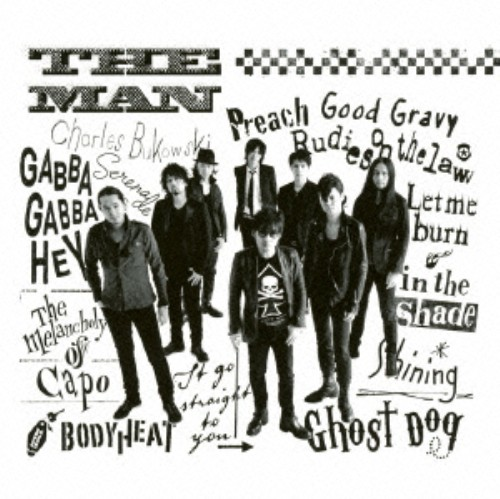 【中古】THE MAN/THE MAN