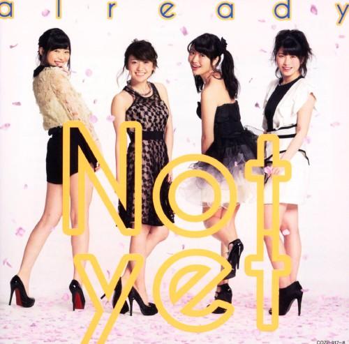 【中古】already(DVD付)(B)/Not yet