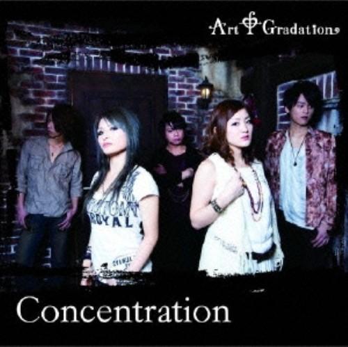 【中古】Concentration(初回限定盤)/Art Of Gradation