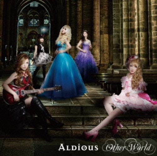 【中古】Other World(DVD付)/Aldious