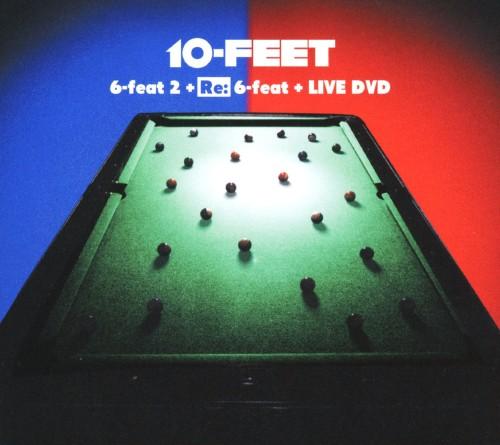 【中古】6−feat 2 + Re:6−feat + DVD(初回限定盤)(2CD+DVD)/10−FEET