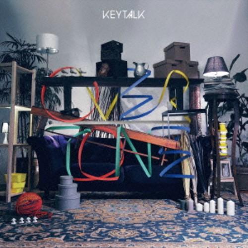 【中古】OVERTONE(初回限定盤B)(DVD付)/KEYTALK