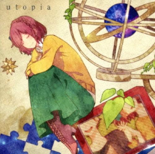 【中古】utopia(初回限定盤)/ゆう十