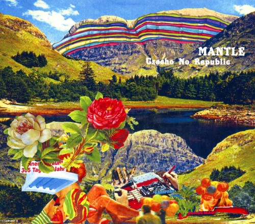 【中古】MANTLE(初回限定盤)(DVD付)/Czecho No Republic