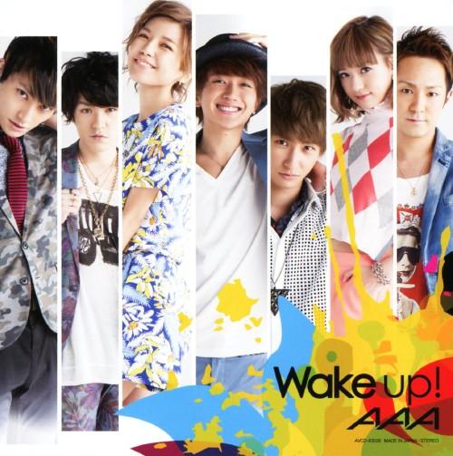 【中古】Wake up!/AAA