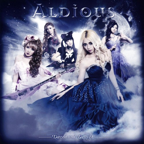【中古】Dazed and Delight(初回限定盤)(DVD付)/Aldious