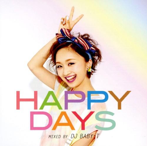 【中古】Happy Days mixed by DJ BABY−T/DJ BABY−T