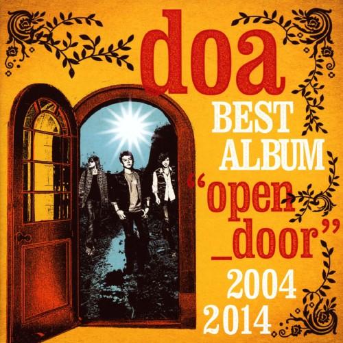 【中古】doa BEST ALBUM open door 2004−2014/doa