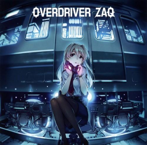 【中古】OVERDRIVER/ZAQ