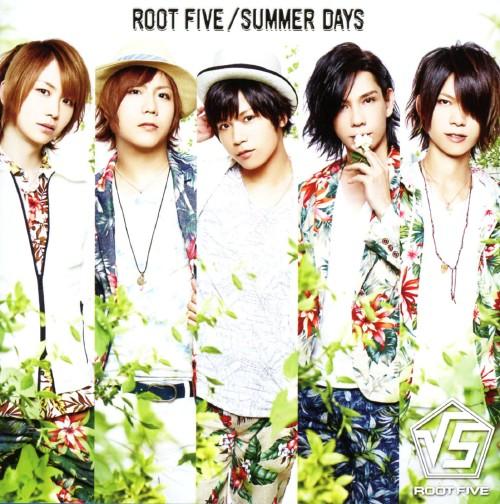 【中古】Summer Days(初回生産限定盤A)(DVD付)/ROOT FIVE