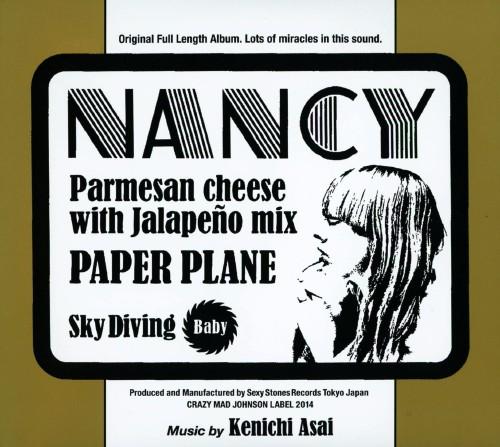 【中古】「Nancy」(初回限定盤)/浅井健一