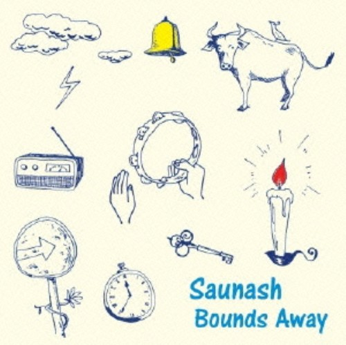 【中古】Bounds Away/Saunash