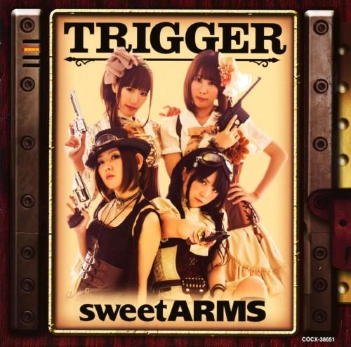 【中古】TRIGGER/sweet ARMS