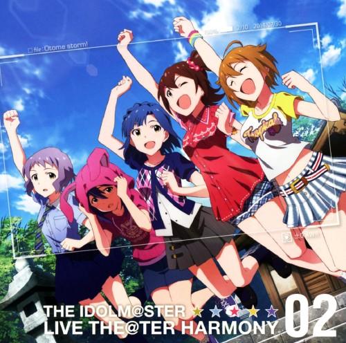 【中古】THE IDOLM@STER LIVE THE@TER HARMONY 02 アイドルマスター ミリオンライブ!/アニメ・サントラ