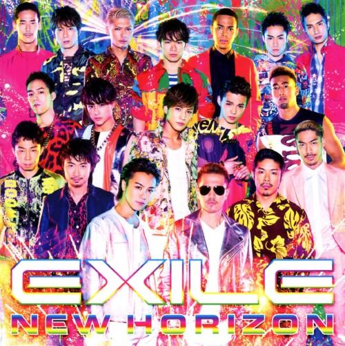 【中古】NEW HORIZON/EXILE