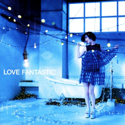 【中古】LOVE FANTASTIC/大塚愛