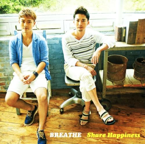 【中古】Share Happiness/BREATHE