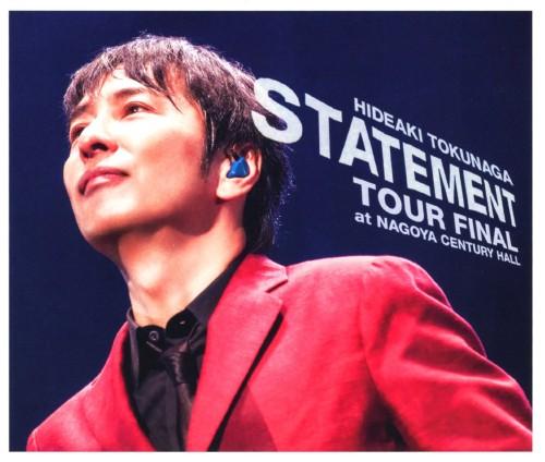 【中古】STATEMENT TOUR FINAL at NAGOYA CENTURY HALL(初回限定盤B)(2CD+DVD)/徳永英明