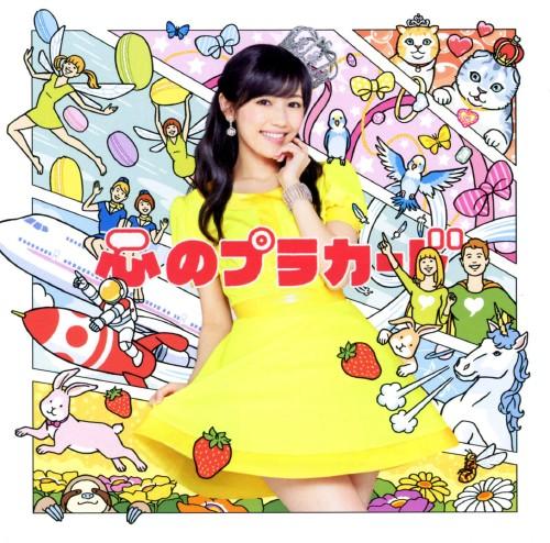 【中古】心のプラカード(DVD付)(Type D)/AKB48