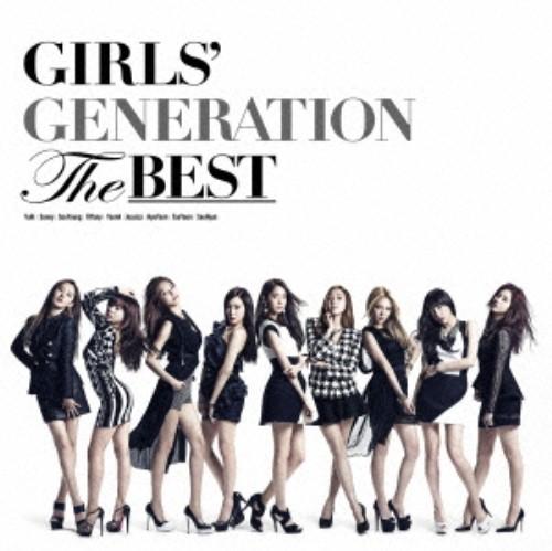 【中古】THE BEST(完全生産限定コンプリート盤)(2CD+ブルーレイ)/少女時代