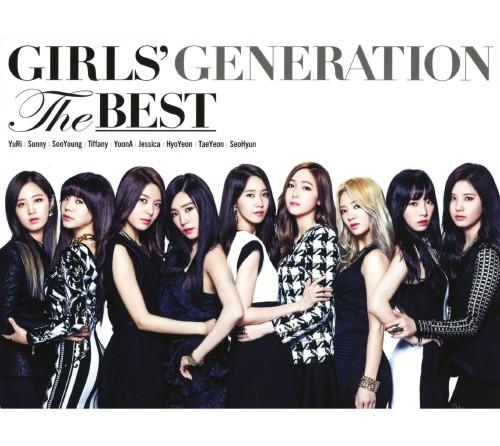 【中古】THE BEST(初回限定盤)(DVD付)/少女時代