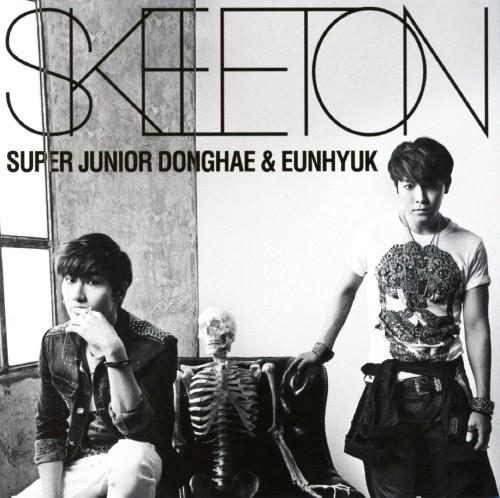 【中古】SKELETON/SUPER JUNIOR DONGHAE&EUNHYUK