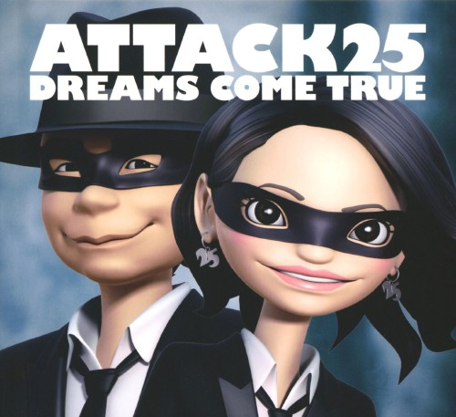 【中古】ATTACK25(初回限定盤)(DVD付)/DREAMS COME TRUE