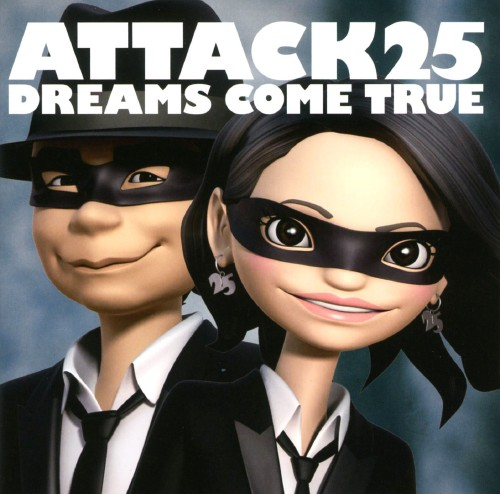 【中古】ATTACK25/DREAMS COME TRUE