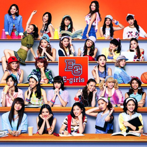 【中古】Highschool love/E−girls