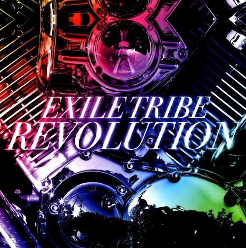 【中古】EXILE TRIBE REVOLUTION(ブルーレイ付)/EXILE TRIBE
