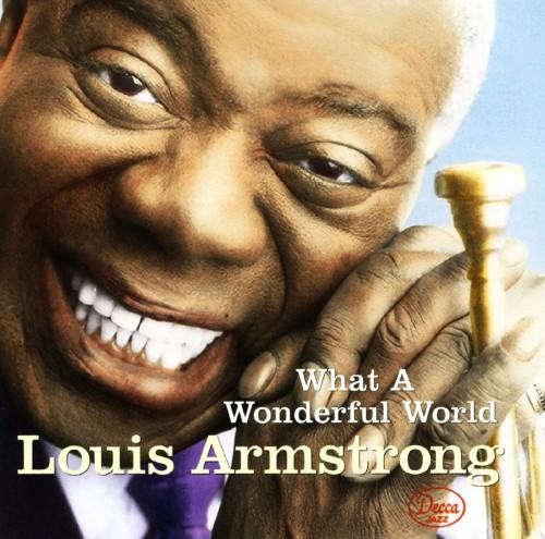【中古】この素晴らしき世界(初回限定盤)/ルイ・アームストロング