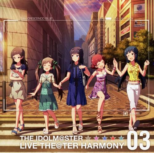 【中古】THE IDOLM@STER LIVE THE@TER HARMONY 03 アイドルマスター ミリオンライブ!/クレシェンドブルー