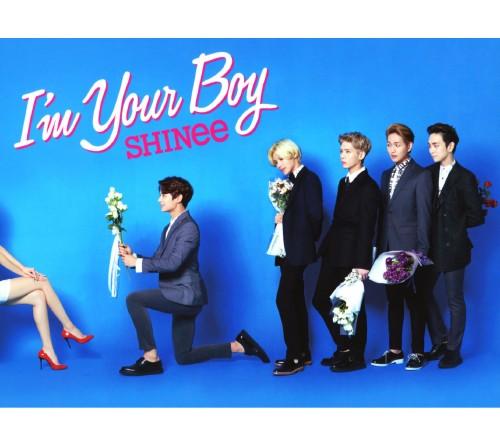 【中古】I'm Your Boy(初回限定盤A)(DVD付)/SHINee