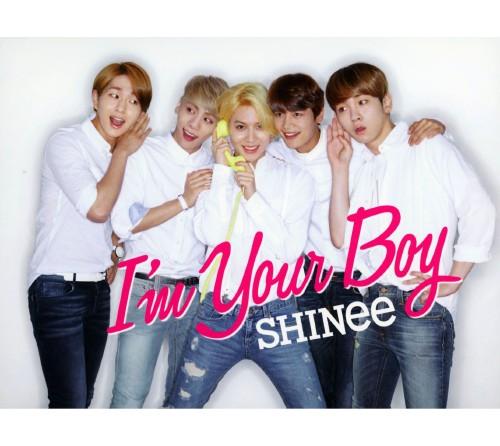 【中古】I'm Your Boy(初回限定盤B)(DVD付)/SHINee