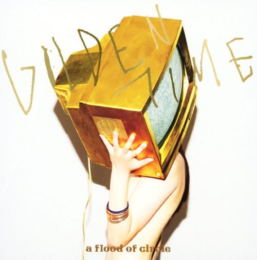 【中古】GOLDEN TIME(初回限定盤)(DVD付)/a flood of circle