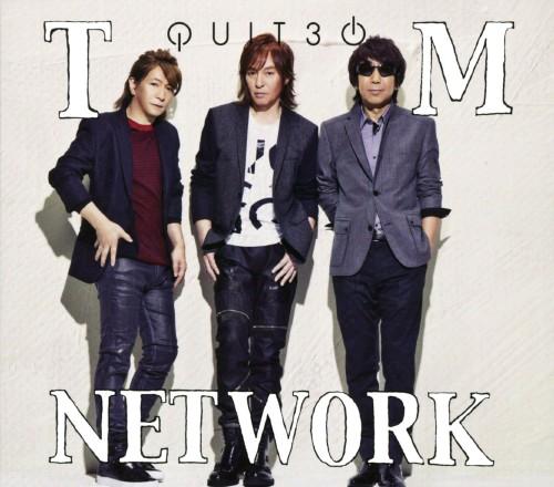 【中古】QUIT30(2CD+DVD)/TM NETWORK