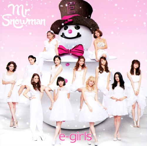 【中古】Mr.Snowman/e−girls