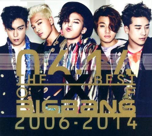 【新品】THE BEST OF BIGBANG 2006−2014/BIGBANG