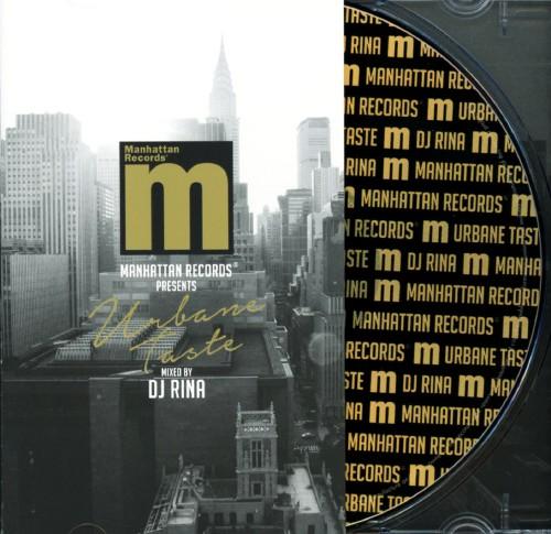 【中古】Manhattan Records presents Urbane Taste mixed by DJ RINA/DJ RINA
