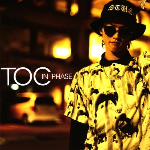 【中古】IN PHASE(初回限定盤)(DVD付)/TOC