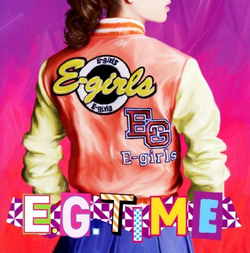 【中古】E.G.TIME(初回限定盤B)(2CD+3ブルーレイ)/E−girls