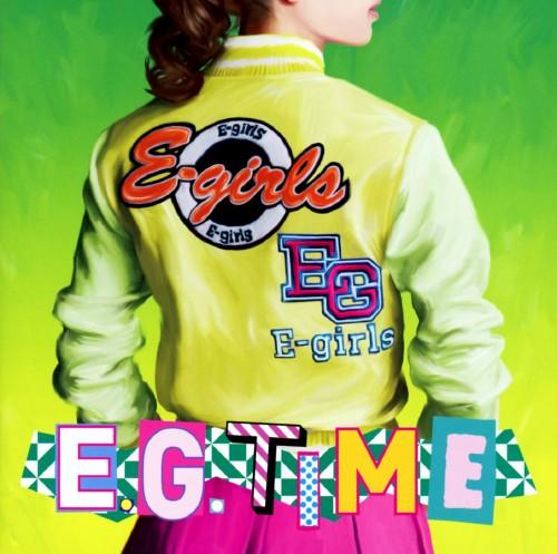 【中古】E.G.TIME(初回限定盤C)(2CD+DVD)/E−girls