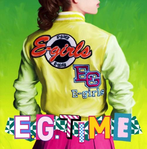 【中古】E.G.TIME(DVD付)(C)/E−girls