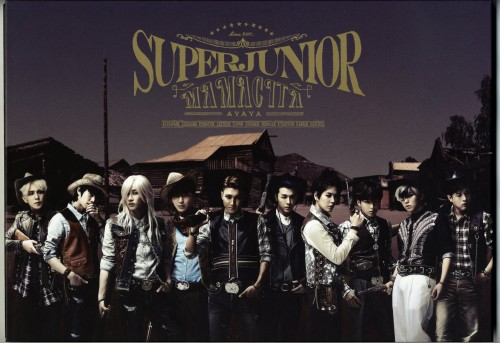 【中古】MAMACITA−AYAYA−(初回限定盤)(DVD付)/SUPER JUNIOR