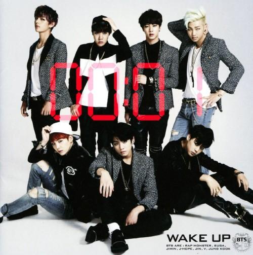 【中古】WAKE UP/防弾少年団