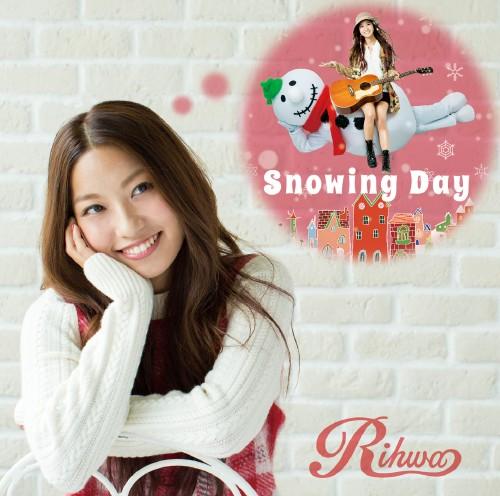 【中古】Snowing Day/Rihwa